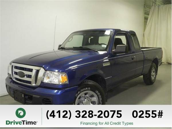 2009 *Ford Ranger* XLT - BAD CREDIT OK