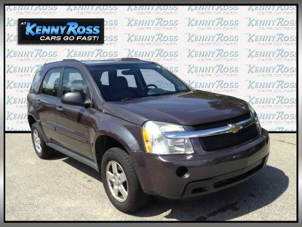 2007 *Chevrolet Equinox* 2WD 4dr LS - GRANITE GRAY METALLIC