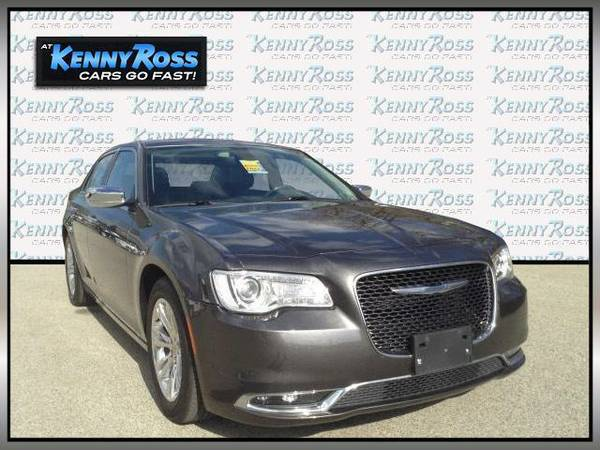 2015 *Chrysler 300* 4dr Sdn 300C RWD - Ivory Tri-Coat Pearl