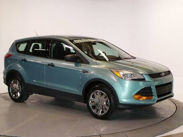 2013 *Ford Escape* FWD 4dr (GREEN)