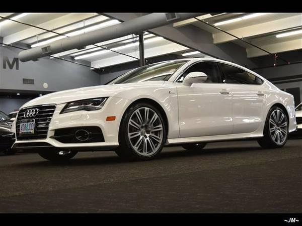 2012 *Audi* *A7* *3.0T QUATTRO PRESTIGE HEADS UP NAV CAMERA BLIND*...