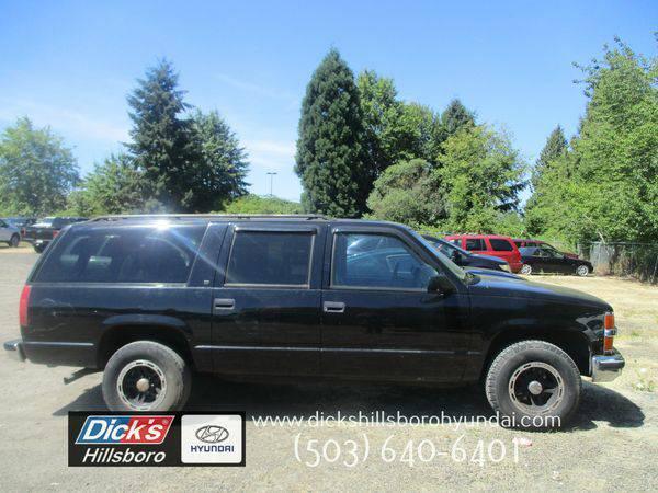 1996 *Chevrolet* *Suburban* *1500* Cheyenne -You Make the Drive,...