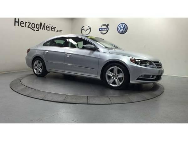 2013 *Volkswagen CC* 2.0T Sport - (Reflex Silver Metallic)
