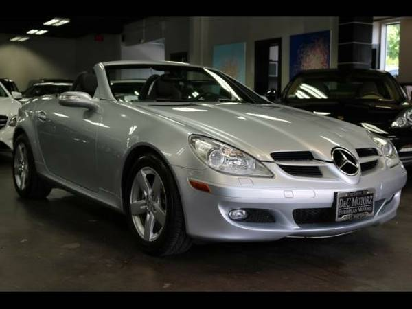 2006 *Mercedes-Benz* *SLK-Class* *SLK280 HardTop Convertible*...