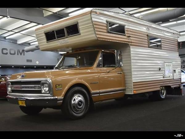 1969 *GMC* *Camper* *Special* **