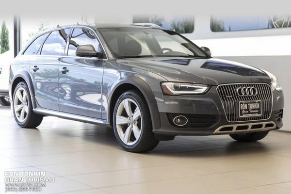 2014 *Audi* *allroad* *2.0T Premium Plus* 4D Wagon