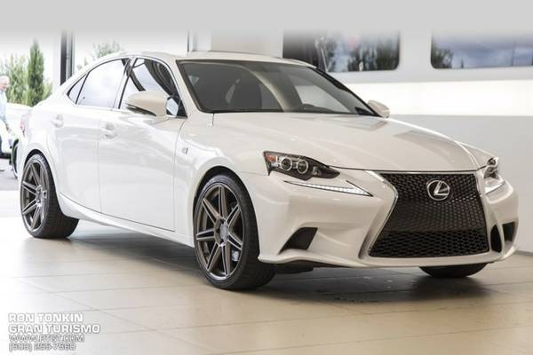 2015 *Lexus* *IS* *350* 4D Sedan