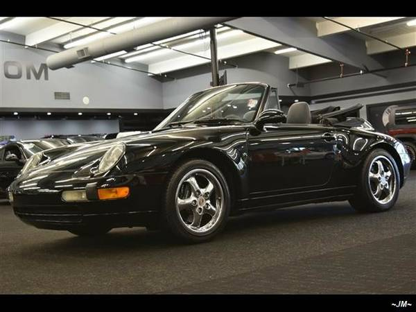 1997 *Porsche* *911* *Carrera 993 911 CABRIOLET TIPTRONIC FULL...
