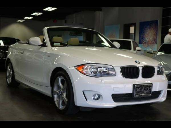 2012 *BMW* *1-Series* *128i Sport Convertible Htd Seats Just 40k*...