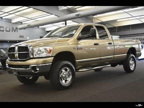 2007 *Dodge* *Ram* *2500* *SLT BIG HORN LEATHER 5.9 CUMMINS 4X4 LONG...