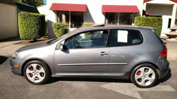 2008 *Volkswagen* *GTI* **