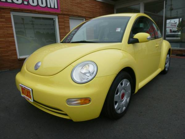 2003 *Volkswagen* *New* *Beetle* ** 3 Dr Hatchback