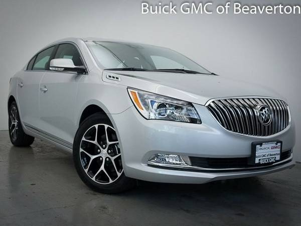 New 2016 BUICK LACROSSE SPORT TOURING - $10,000 off MSRP!