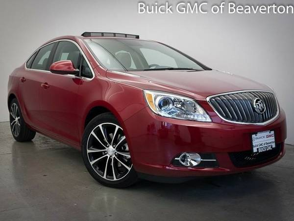 New 2016 BUICK VERANO SPORT TOURING - $6,000 off MSRP!