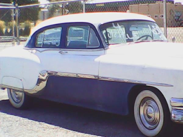 Classic 1954 Pontiac Sky Chief