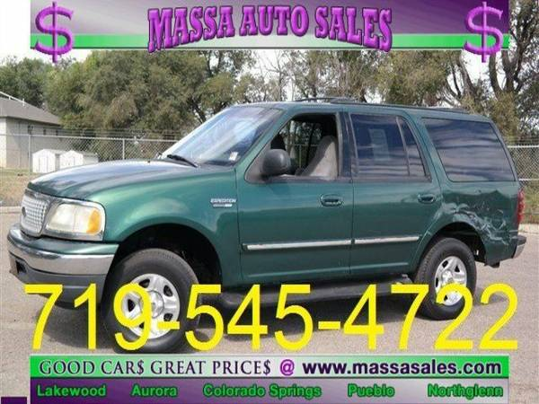1999 Ford Expedition 119 WB XLT 4WD Sport Utility
