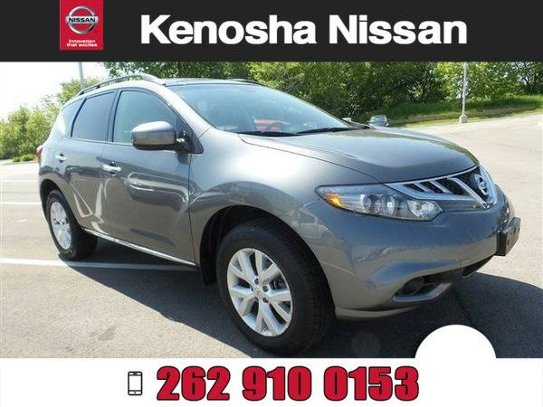 *2014* *Nissan Murano SL* *Brown*