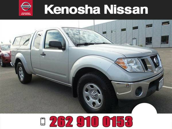 *2009* *Nissan Frontier SE* *Silver*