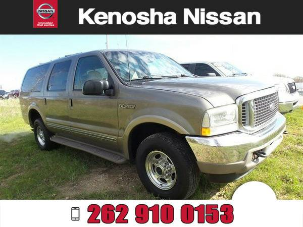 *2002* *Ford Excursion Limited* **
