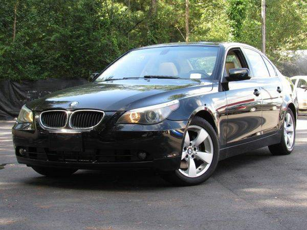 2005 *BMW* *5* *Series* 525i 4dr Sedan *DOWN PAYMENT AS LOW AS $1000*