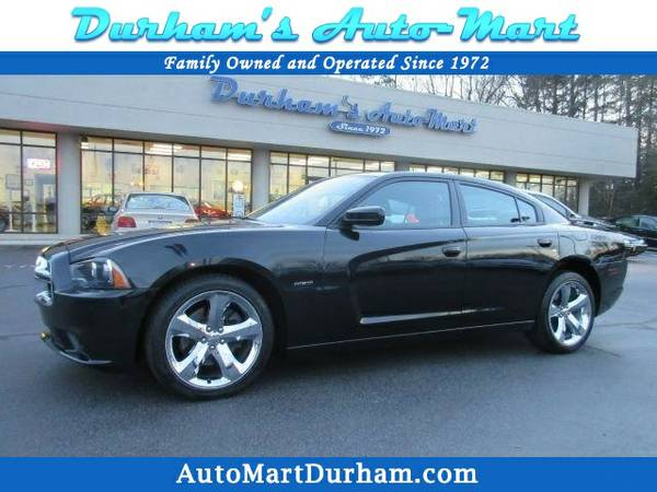 2011 Dodge Charger Sedan R/T 4dr Sedan low 48,896 miles
