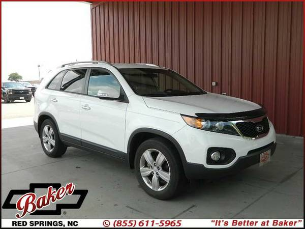 2013 Kia Sorento - *EASY FINANCING TERMS AVAIL*