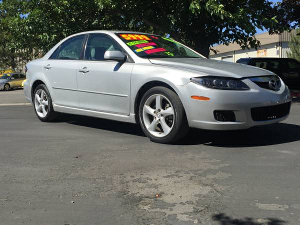 2008 Mazda 6i- LOW MILES, VERY CLEAN 4 CYL- LOW PRICE!!