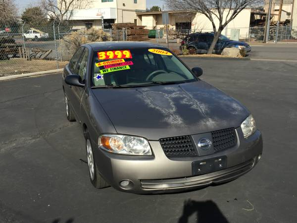 2004 Nissan Sentra- LOW PRICED!! RUNS & DRIVES EXCELLENT!!