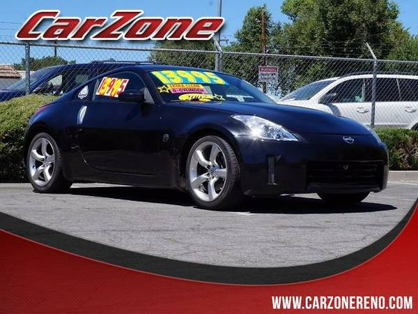 2007 Nissan 350Z Black ON SPECIAL!