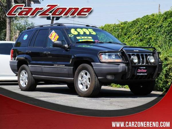 2000 Jeep Grand Cherokee Black ON SPECIAL - Great deal!