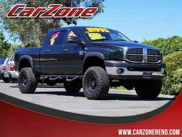 2006 Dodge Ram 3500 Black SEE IT TODAY!