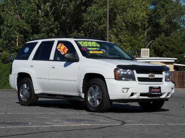 2008 Chevrolet TrailBlazer White *BUY IT TODAY*