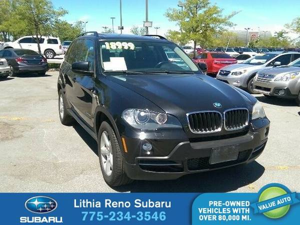 2009 BMW X5 xDrive30i BASE SUV X5 xDrive30i BMW