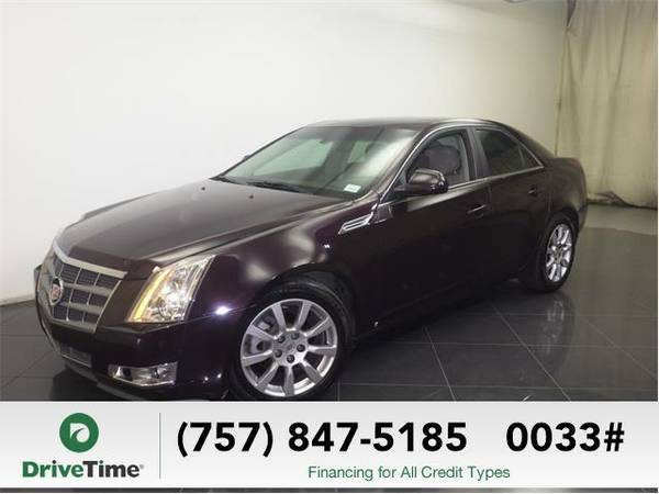 Beautiful 2009 *Cadillac CTS* 3.6L DI (PURPLE) - Clean Title