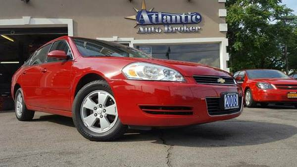 2008 CHEVY IMPALA LT CLEAN CARFAX, WE FINANCE EVERYONE!! COME IN TODAY