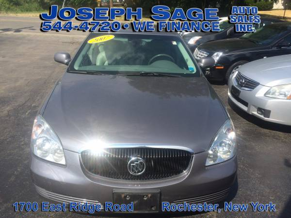 2007 Buick Lucerne CXL - Instant credit financing! Buy today!