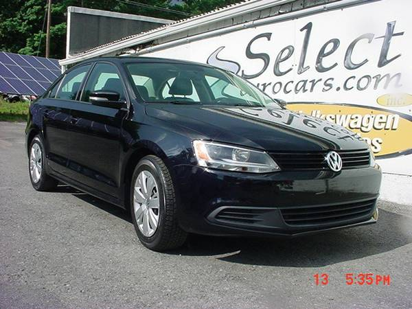 ➲ 2012 Volkswagen Jetta SE 2.5l _►MAKE OFFER- MUST SELL...
