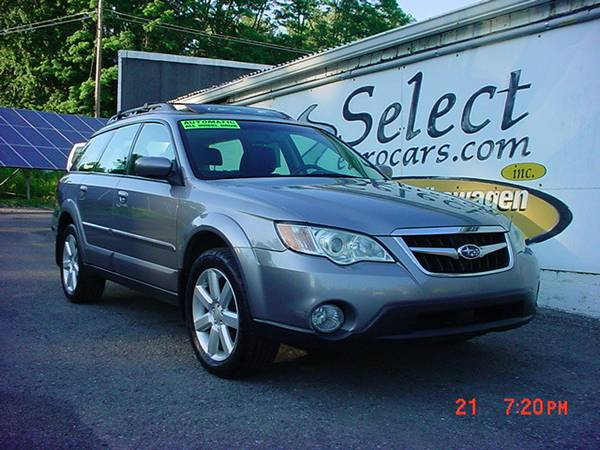 ➲ 2008 Subaru Outback Limited PZEV ★CALL 4 INTERNET...