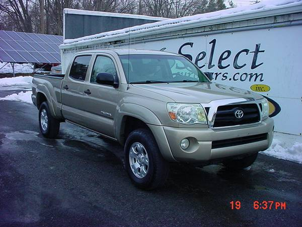 ➲ 2006 Toyota Tacoma 4x4 Double Cab SR5 _► EZ FINANCING...