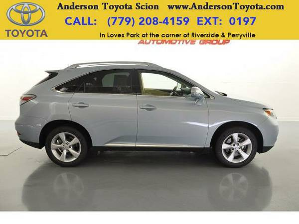 2010 *Lexus RX 350* AWD-Lowest tax rate in the state!