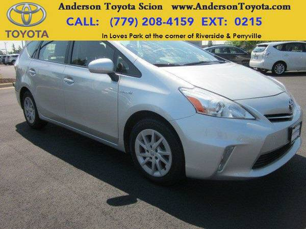 2013 *Toyota Prius v* Three-Lowest tax rate in the state!