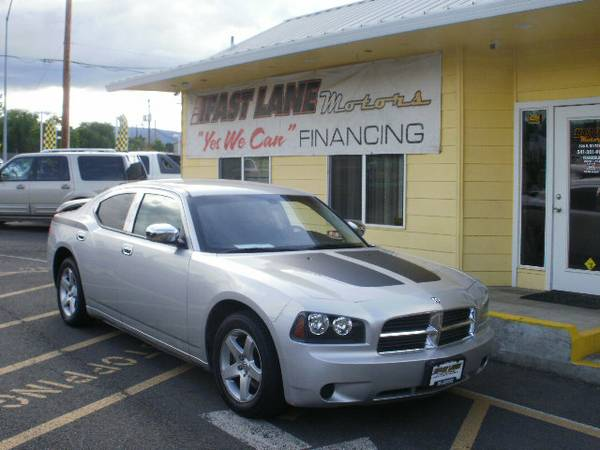2010 DODGE CHARGER - ONE OWNER - HOME OF YES WE CAN FINANCING