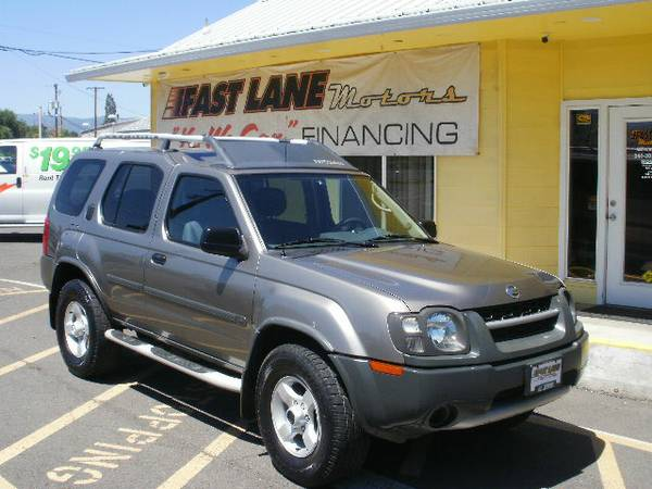 2004 NISSAN XTERRA 4X4 - ONE OWNER - HOME OF YES WE CAN FINANCING