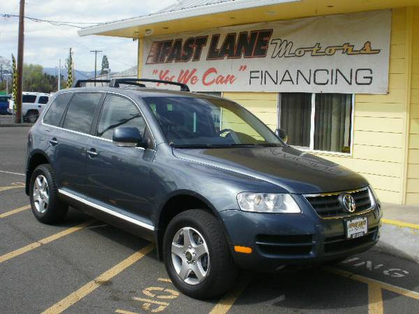 2006 VW TOUAREG AWD - HOME OF YES WE CAN FINANCING