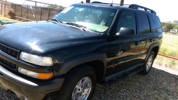 05 CHEVY TAHOE Z71