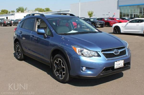 2014 Subaru XV Crosstrek 4D Sport Utility