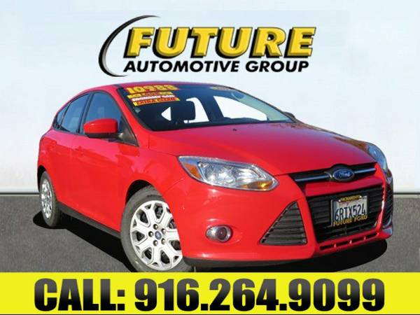 ➲ 2012 Ford Focus Hatchback