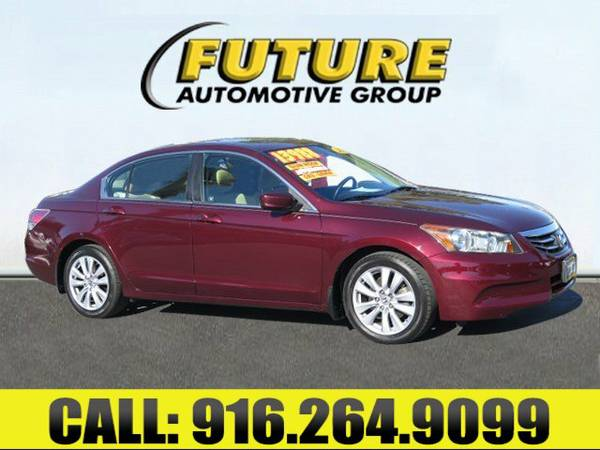 ➲ 2011 Honda Accord Sdn 4dr I4 Auto EX 4dr Car