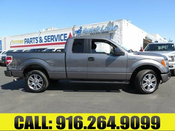 ➲ 2014 Ford F-150 4WD STX 1 OWNER and ONLY 24K MILES