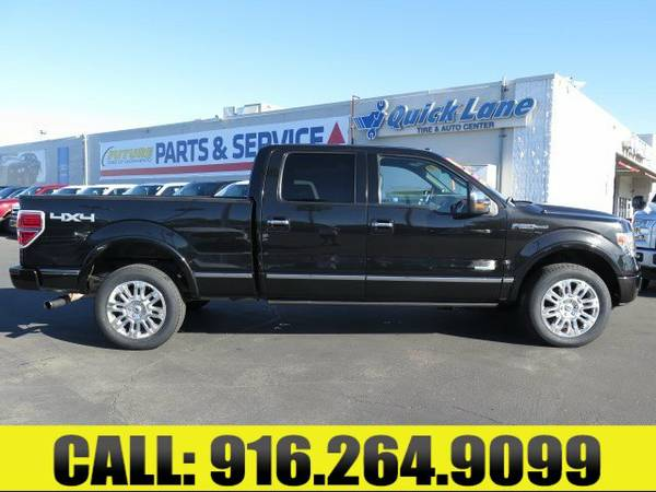➲ 2014 Ford F-150 - NAVIGATION-LEATHER-ONLY 31K MILES!!